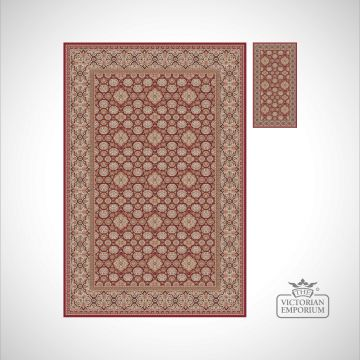 Victorian Rug - style NA1284 in choice of 4 colourways