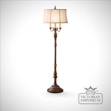 Gibson floor lamp