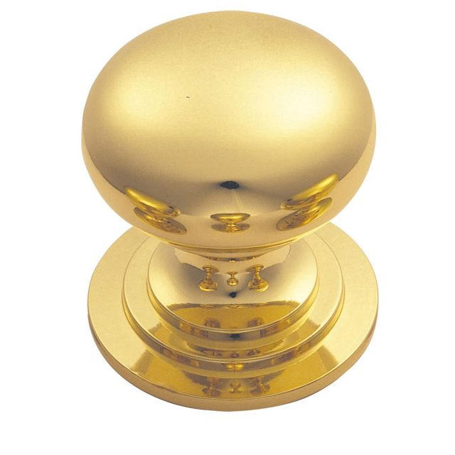 Victorian cupboard knob in a choice of sizes