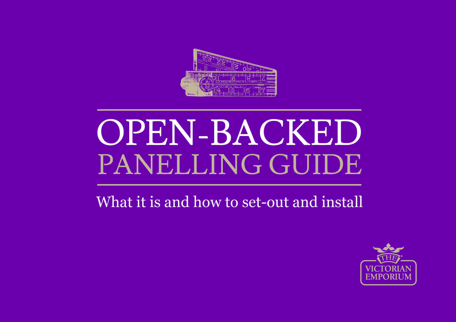 Panelling Guide