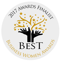 Awards finalist Best Business Women