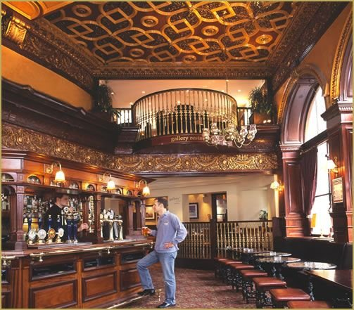 10 Essential Elements Of Victorian Pub Renovation The