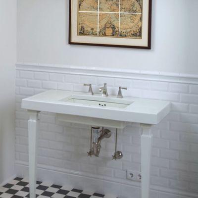 Beautiful Victorian Style Bathroom Floor Tiles  Mesmerizing Interior Design